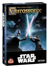 Carcassonne - Star Wars (Dutch Edition)