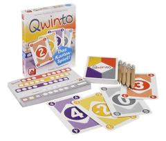 Qwinto - The Card Game (Dutch Edition)