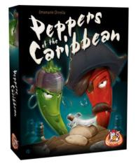 Peppers of the Caribean