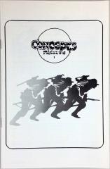"#1 ""Wargame Graphics, The Ideas Behind Desert Fox"""