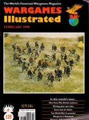 "#125 ""Nine Years War British Uniforms, Extra Lists for Shako, Der Tommy Kommt"""