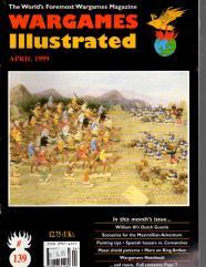 "#139 ""William III's Dutch Guards, Spenish Hussars vs. Comanches, Masai Shield Patterns"""
