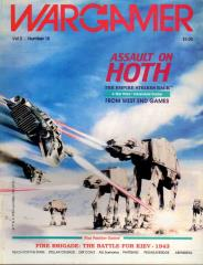 "Vol. 2, #10 ""Assault on Hoth, ASL Scenarios, Fire Brigade"""