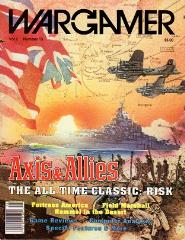 "Vol. 2, #13 ""Axis & Allies, Risk, Fortress America"""