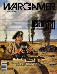 "Vol. 2, #14 ""Desert Steel, Lee Invades the North, The Far Seas"""