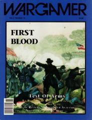 "Vol. 2, #16 ""First Blood, Test of Arms, La Bataille D'Albuera-Espagnol"""