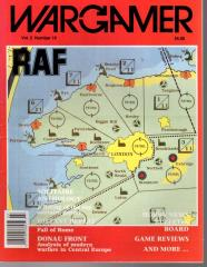 "Vol. 2, #19 ""RAF, Fall of Rome, Donau Front"""