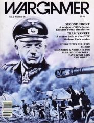 "Vol. 2, #21 ""Second Front, Team Yankee, Sunrise of Victory"""