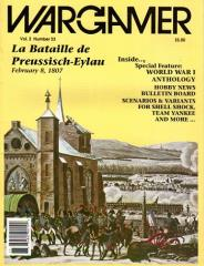 "Vol. 2, #23 ""La Bataille de Preussisch-Eylau, Shell Shock, Team Yankee"""