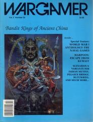 "Vol. 2, #24 ""Bandit Kings of Ancient China, Indian Mutiny, Blitzkrieg"""