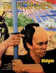 """Vol. 2, #3 """"Milton Bradley's Shogun, Abensburg/Eckmuhl Scenario"""""""