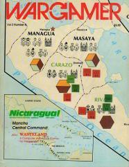 "Vol. 2, #8 ""Nicaragua & Europa Scenarios"""