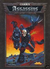 Codex Assassins (2nd Printing)