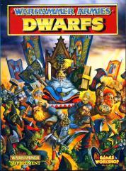 Warhammer Armies - Dwarfs (1993 Edition)
