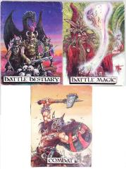 Warhammer Fantasy Battles (2nd Edition) - Books Only!
