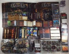 Warhammer Fantasy Roleplay Mega Collection #4 - Core Game + 8 Expansions!