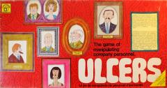 Ulcers - The Game of Manipulating Company Personnel