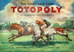Totopoly - The Great Race Game