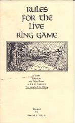 Rules for the Live Ring Game