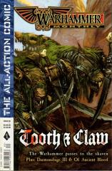 """#82 """"Tooth & Claw"""""""