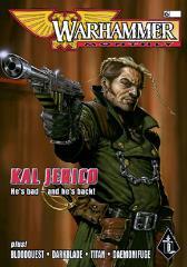 """#6 """"Kal Jerico, Bloodquest, Darkblade"""""""