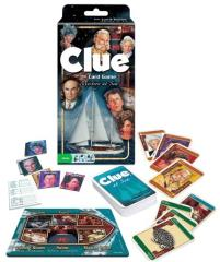 Clue - The Card Game, Mystery at Sea