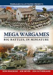 Mega Wargames - Big Battles, In Miniature