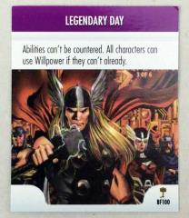 Battlefield Event Card - Legendary Day (Limited Edition)