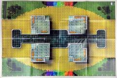 """Fountain of Asgard Battlemap (24""""x36"""")"""