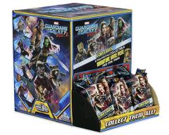 Guardians of the Galaxy Vol. 2 Gravity Feed Booster Box (Case - 24 Packs)
