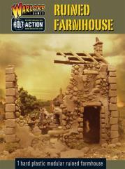 Ruined Farmhouse (2012 Edition)