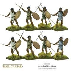 Hail Caesar - Numidian Skirmishers