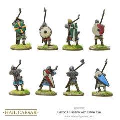 Saxon Huscarls w/Dane Axe