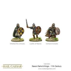Saxon Earls and Kings - 11th Century