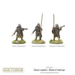 Saxon Leaders - Battle of Hastings