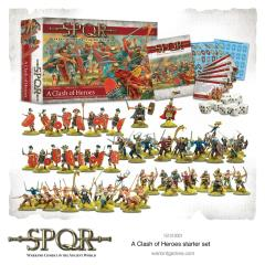 Clash of Heroes, A - Starter Set
