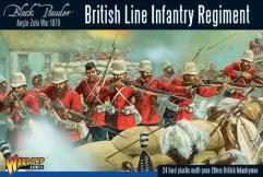 British Line Infantry Regiment (2nd Edition)