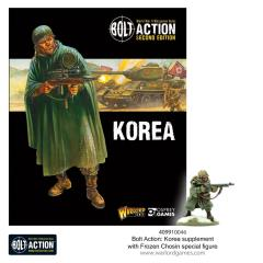 Korea Supplement w/Frozen Chosin Figure
