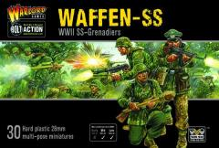 Waffen-SS (2nd Printing) (Plastic)