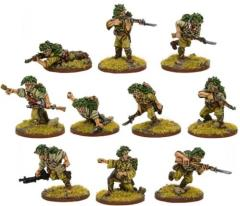 Veteran Infantry Squad