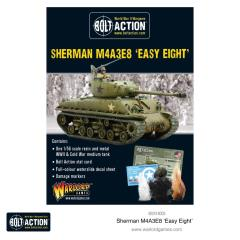 "Sherman M4A3E8 ""Easy Eight"""