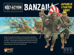 Banzai! Imperial Japanese Starter Army (2017 Edition)