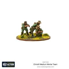 "Chindit 3"" Mortar Team (2017 Edition)"