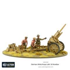 Afrika Korps LeFH 18 10.5cm medium