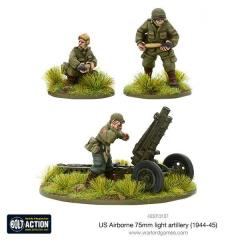 US Airborne Hand Carts WLG403013109 Warlord Games Bolt Action
