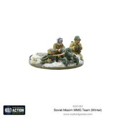 Soviet Army Maxim MMG (Winter)
