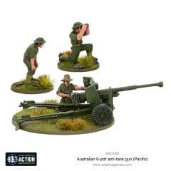 Australian Anti-Tank Gun (Pacific)