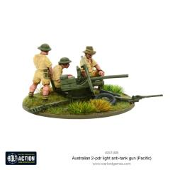 Australian Light Anti Tank Gun