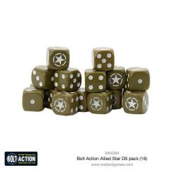 Allied Star D6 Pack (16)