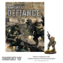Konflict '47 Defiance w/Capitano Maximus Lombardi